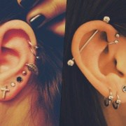 Spontanes Ohrpiercing?