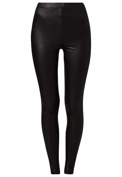 Leder Leggings