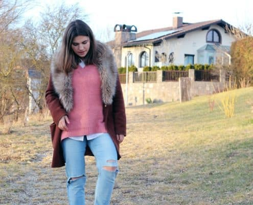 Inspiration: selfmade Ripped Jeans
