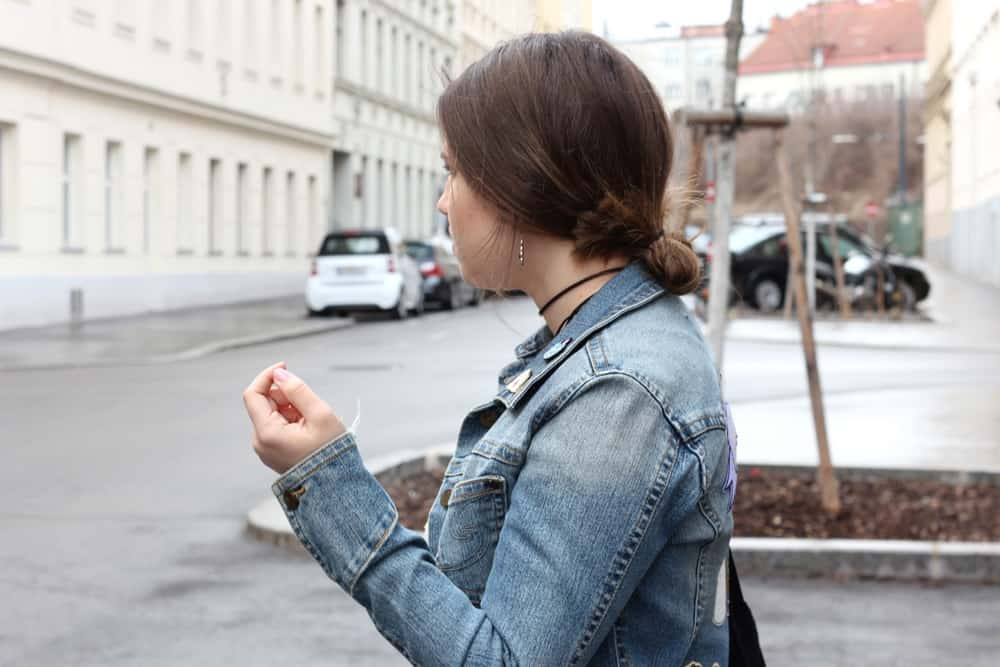 Denim and Patches Fashioninspo