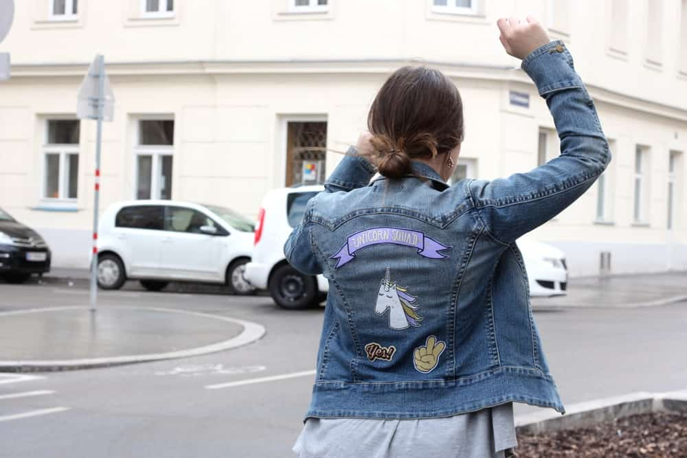 Fashion-Challenge: All about Patches – Pimp your Denim