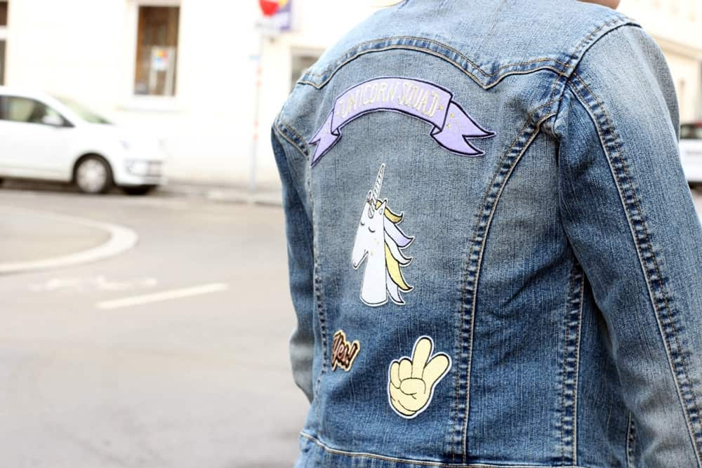 Fashion Challenge: Denim and Patches