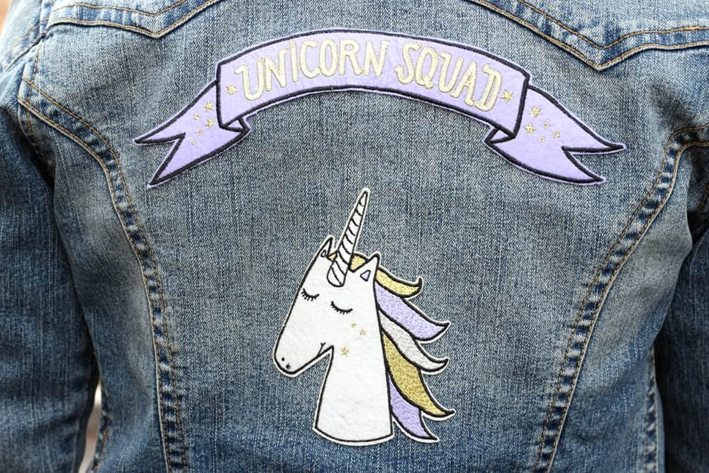 Patches: Unicorn Squad