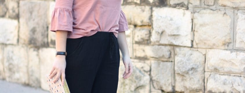 Outfit: Culottes, I missed you!