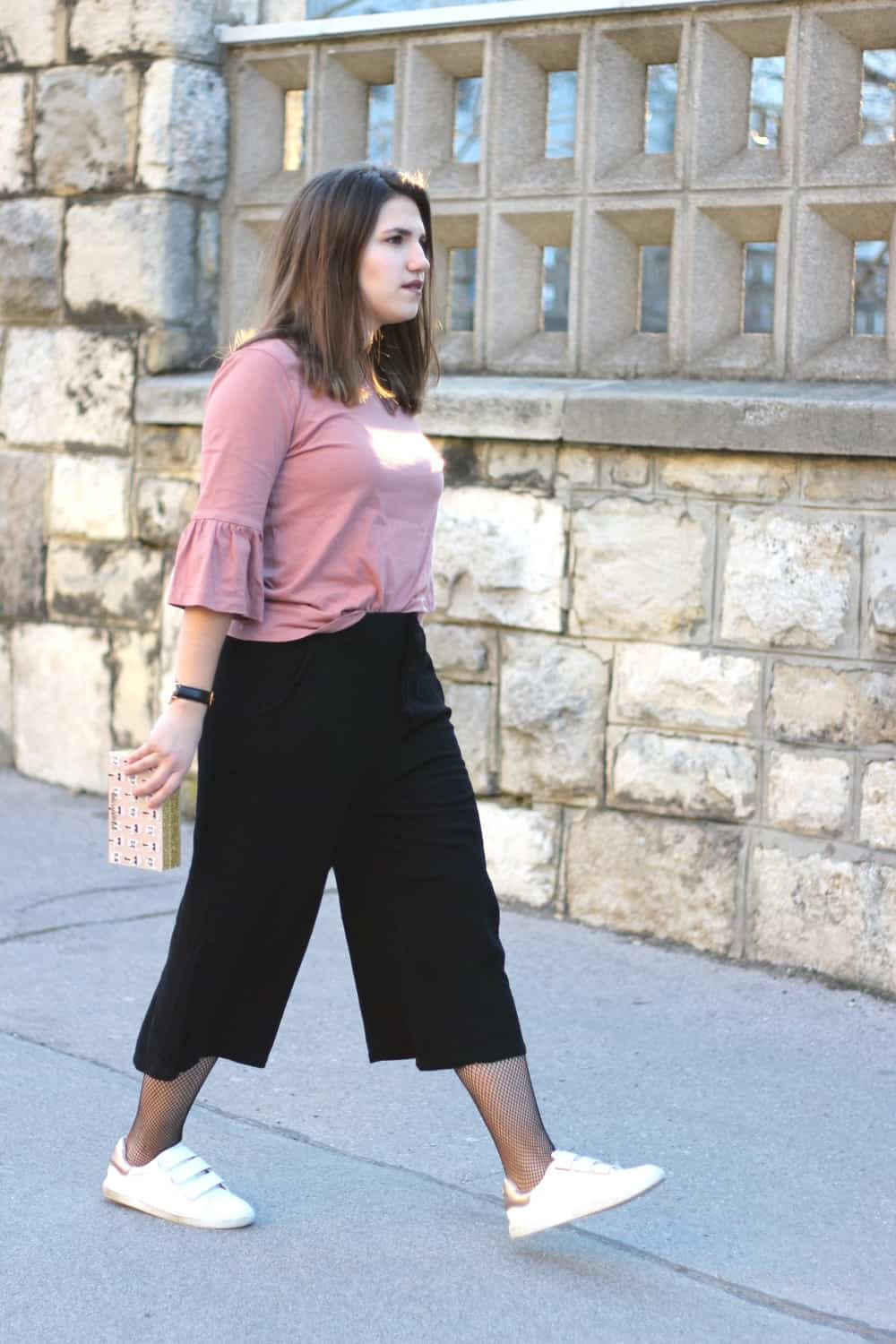 Outfit: Culottes
