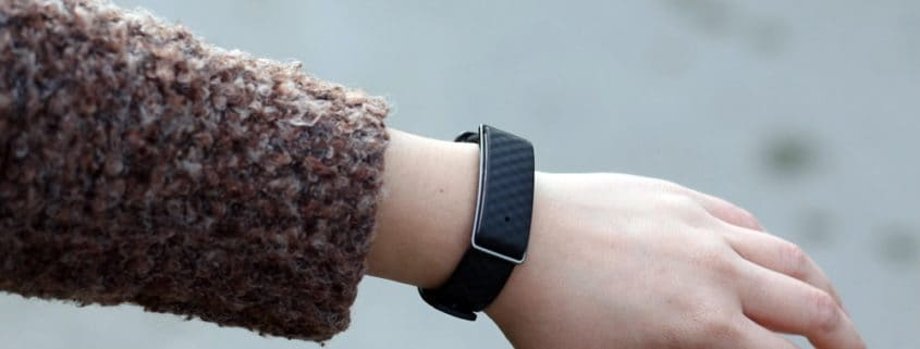 Fitnessband: Huawei Color Band A1