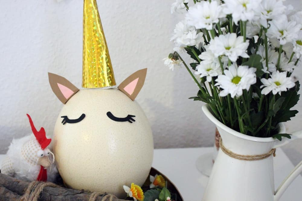 Home decor: unicorn
