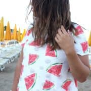 Outfitinspo: watermelon-dress