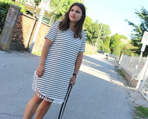 Outfit: City Strolls in Jesolo