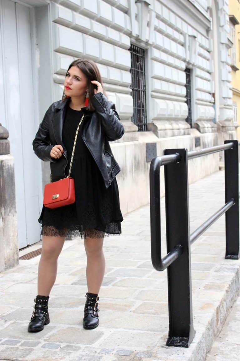 MQ Vienna Fashion Week Outfit: Shorter Hair & Aigner Munich Lucy Bag