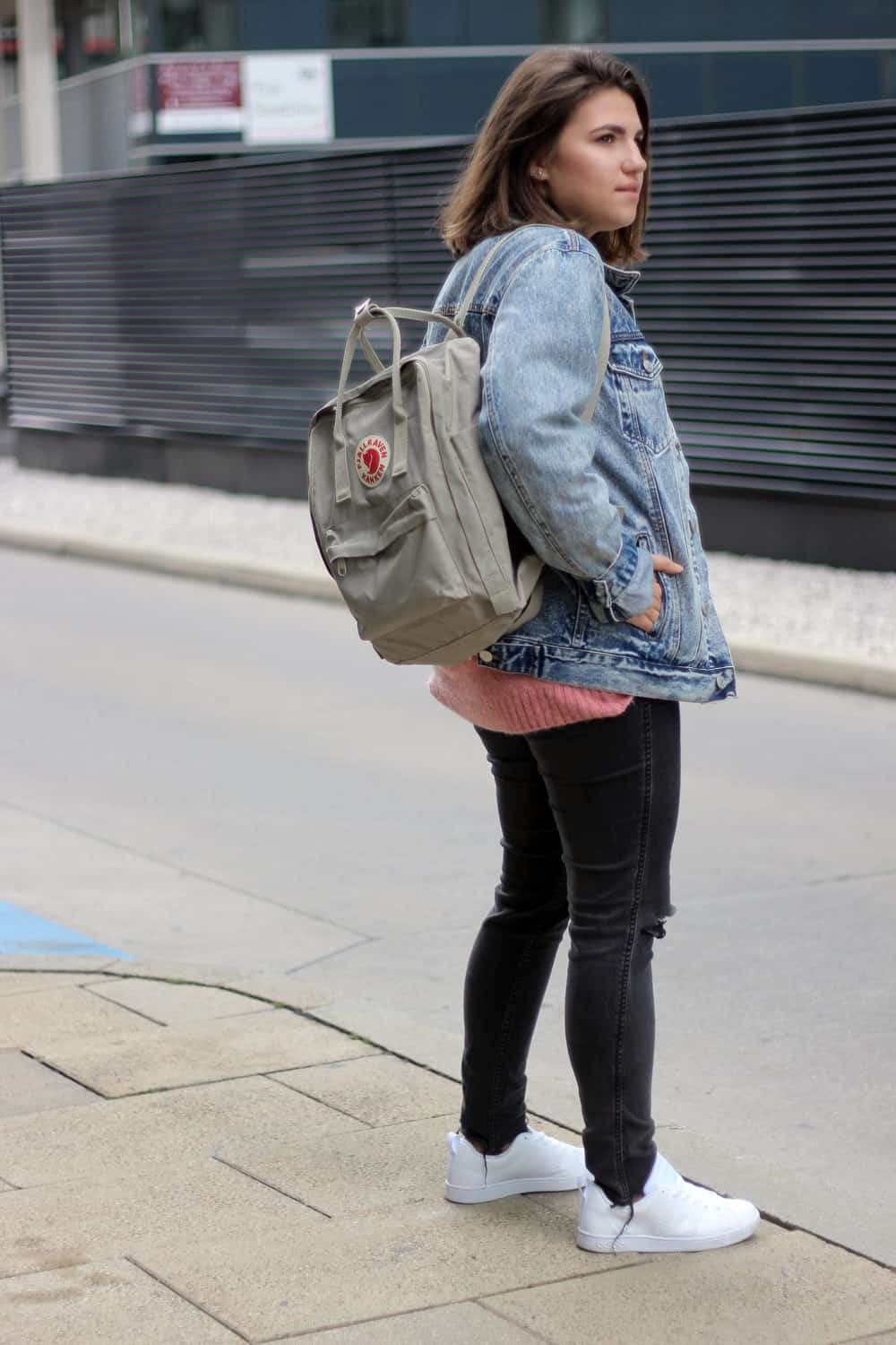 Fashion Austrian Streetstyle: Back to school