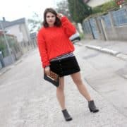 Outfit Autumn Attire - red addiction