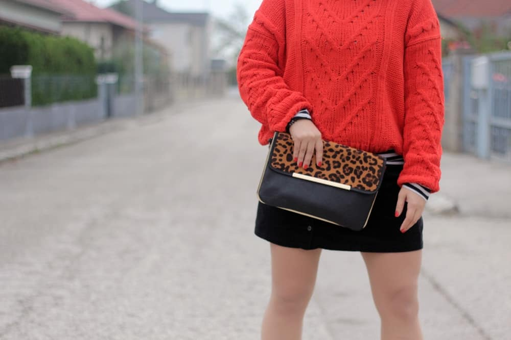 Herbst must have: leo print