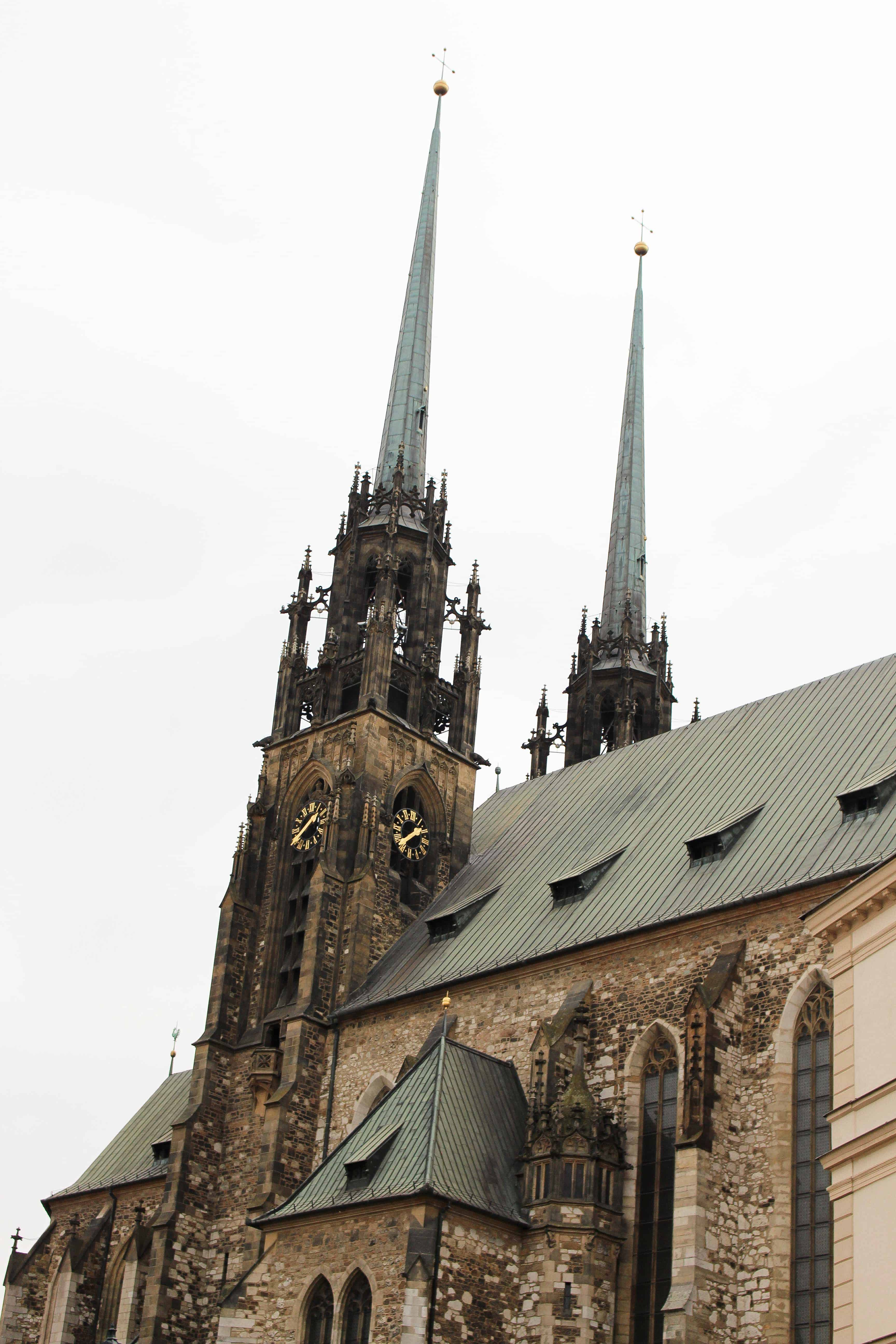 lifeandcolours austrianblogger travel: citytrip Brünn - birthday in Brno - Kirche